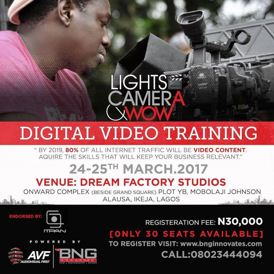 digital video training