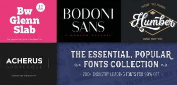 An Essential Fonts Collection