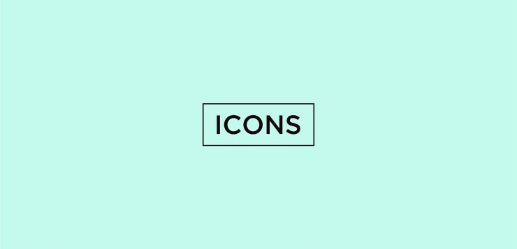Free Photography/Videography Icons